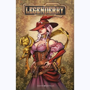 Legenderry : Tome 1, L'aventure Steampunk