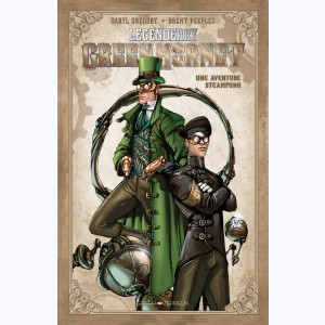 Legenderry : Tome 2, Green Hornet