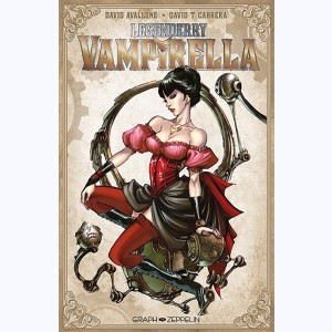 Legenderry : Tome 4, Vampirella