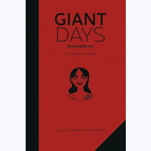 Giant Days : Tome (1 & 2), Automne