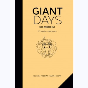 Giant Days : Tome (5 & 6), Printemps