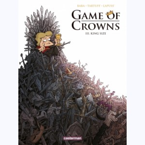 Game of Crowns : Tome 3, King Size