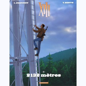 XIII : Tome 26, 2132 mètres
