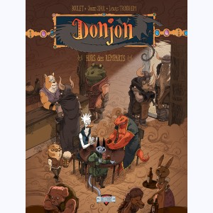 Donjon Zénith : Tome 7, Hors des remparts