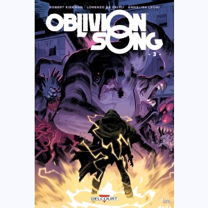 Oblivion song : Tome 3