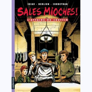 Sales mioches ! : Tome 8, L'affaire du couffin