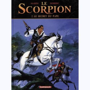 Le Scorpion : Tome 2, Le secret du pape