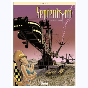 Septentryon : Tome 3, Secteur Glypha