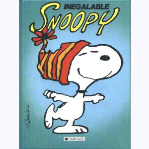 Snoopy : Tome 5, Inégalable Snoopy