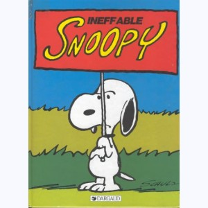 Snoopy : Tome 8, Ineffable Snoopy