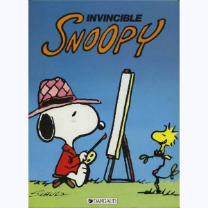 Snoopy : Tome 9, Invincible Snoopy