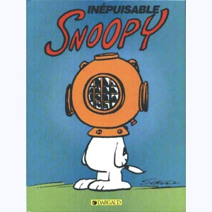 Snoopy : Tome 11, Inépuisable Snoopy