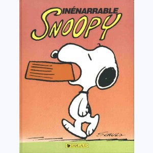 Snoopy : Tome 12, Inénarable Snoopy