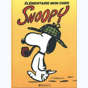 Snoopy : Tome 13, Elémentaire mon cher Snoopy