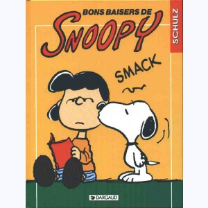 Snoopy : Tome 21, Bons baisers de Snoopy