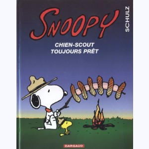 Snoopy : Tome 30, Chien-scout toujours prêt