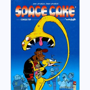 Space cake : Tome 1, Comique trip