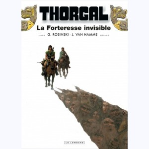 Thorgal : Tome 19, La forteresse invisible