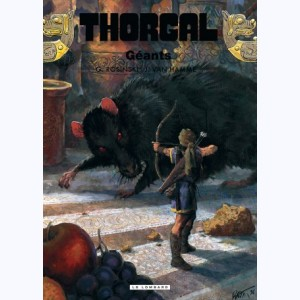 Thorgal : Tome 22, Géants