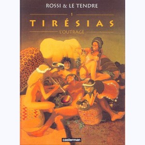 Tiresias : Tome 1, L'outrage