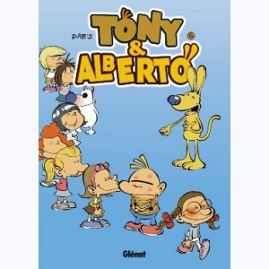Tony et Alberto : Tome 5, Yes sir !