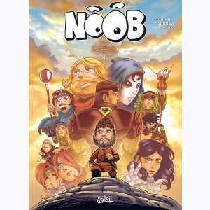 Noob : Tome 13, Capture d'écran