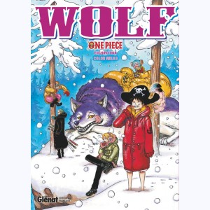 One Piece, Color Walk 8, Wolf