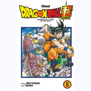 Dragon Ball Super : Tome 8, Prémices de l'éveil de Son Goku