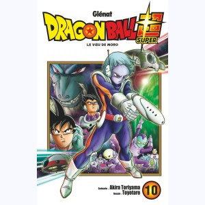 Dragon Ball Super : Tome 10, Le Vœu de Moro