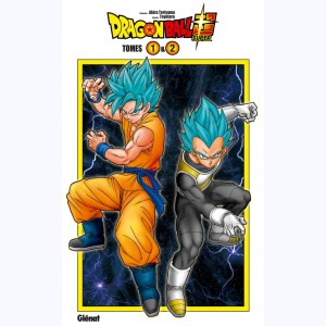 Dragon Ball Super : Tome (1 & 2), Coffret