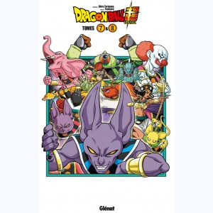 Dragon Ball Super : Tome (7 & 8), Coffret