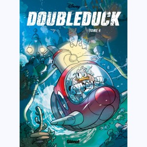 Donald - DoubleDuck : Tome 4