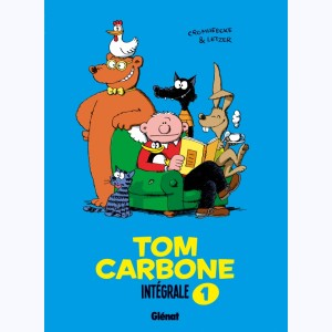 Tom Carbone : Tome 1, Intégrale