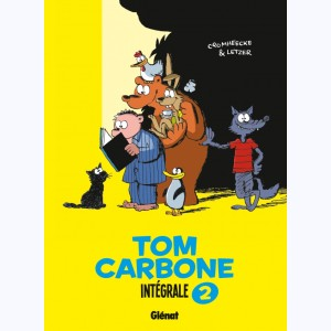 Tom Carbone : Tome 2, Intégrale