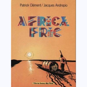 Rimbo : Tome 2, Africa fric