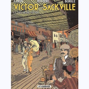 Victor Sackville : Tome 3, Le mirroir du sphinx