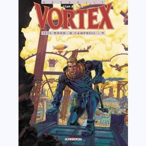 Vortex : Tome 11, Tess Wood & Campbell - 9