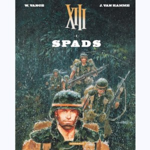 XIII : Tome 4, Spads