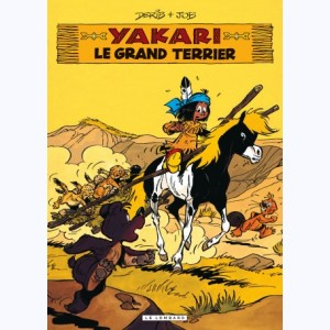 Yakari : Tome 10, Le grand terrier