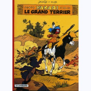 Yakari : Tome 10, Le grand terrier :