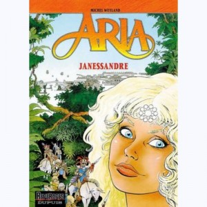 Aria : Tome 12, Janessandre
