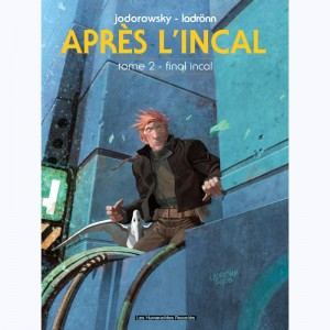 Après l'incal : Tome 2, Final Incal