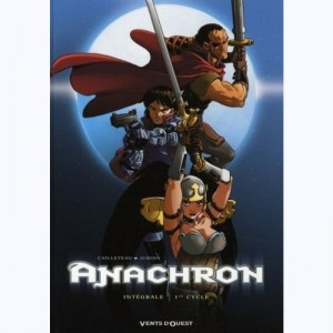 Anachron : Tome Int 1, Tome 1 à 4