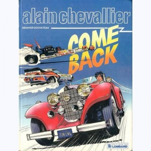 Alain Chevallier : Tome 9, Come Back