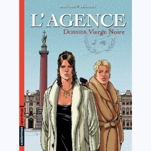 L'Agence : Tome 4, Dossier Vierge Noire