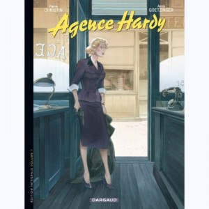 Agence Hardy : Tome Int 1, Intégrale