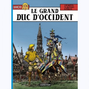 Jhen : Tome 12, Le Grand duc d'Occident