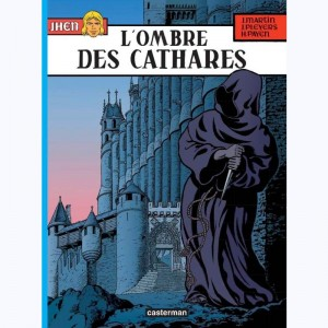Jhen : Tome 13, L'ombre des Cathares