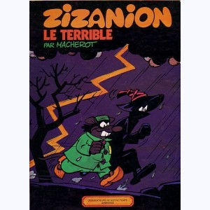Chlorophylle : Tome 15, Zizanion le terrible