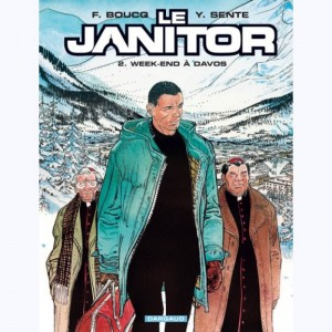 Le Janitor : Tome 2, Week-end à Davos